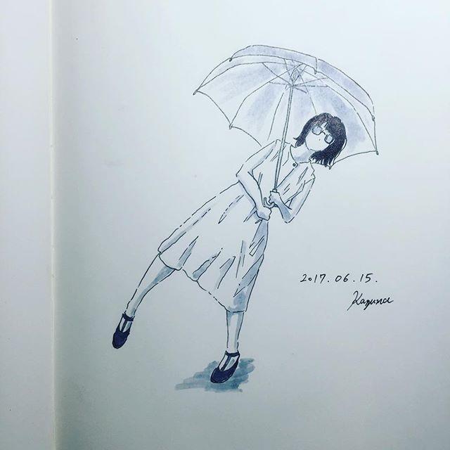 kazuma00992017.06.15. 門脇麦 #moleskine#モレスキン#sketch#スケッチ#クロッキー#デッサン#モノクロ#青#門脇麦#梅雨#夜#木曜日#一日一絵#愛の渦#二重生活 今年の梅雨は雨降りませんね。 門脇麦らしからぬポーズの門脇麦。2017/06/16 01:16:34