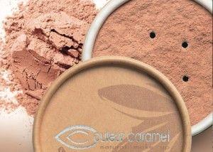 Fondotinta Minerale Couleur Caramel - Grazie alla sua texture di minerali finemente micronizzati, garantisce un'ottima copertura ed risultato anti lucido naturale e duraturo, senza inaridire la pelle.