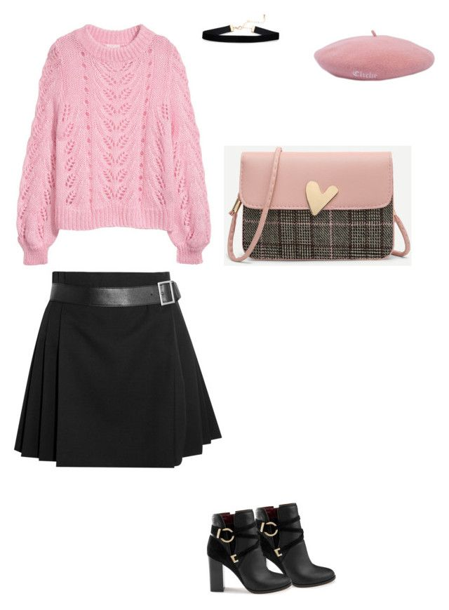 """""""Boom"""" by skylarmuffin on Polyvore featuring Alexander McQueen and Miss Selfridge"""