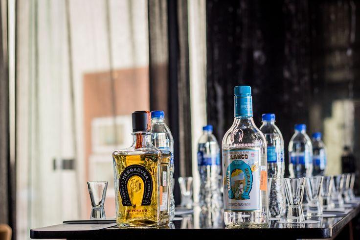 Tequila Tasting at the Koi Bar of Grand Velas Riviera Nayarit. Drink. Tasty.