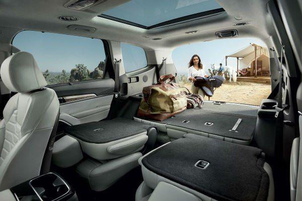 2016 Kia Telluride Arabayadair Kia Te Luxury Car Interior Kia Telluride