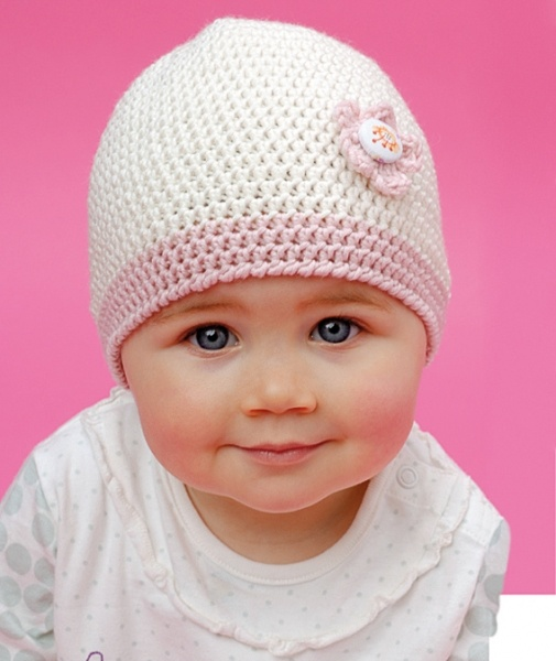 Isn't this beautiful? The hat is beautiful too and I can't wait to make some. From themakingspot.com: Knits Crochet Sewing, Cutest Babychildren, Babychildren Pics, Crochet Baby Hats, Crochet Hats, Cute Hats, Beanie Hats, Crochet Baby Beanie, Crochet Knits