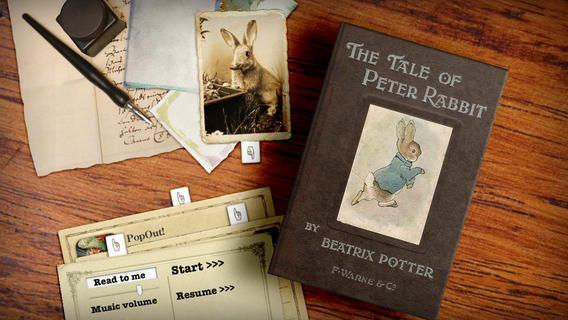 PopOut! The Tale of Peter Rabbit By Loud Crow Interactive Inc. Open iTunes to buy and download apps.