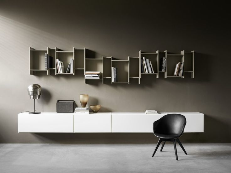 Como - designer hanging bookcase Sydney