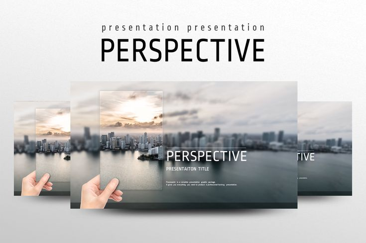 Perspective by Good Pello on Creative Market