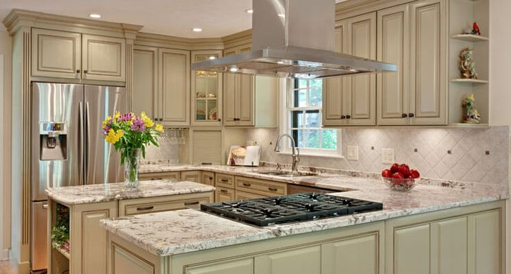 Real Spaces | Kitchen Cabinets, Bath Vanities | Mid Continent Cabinetry