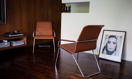 LOIT dzięki futurystycznej elegancji nadaje wysokiej rangi biurowemu wnętrzu. Architektonicznie racjonalny potwierdza tezę, że doświadczenie kształtuje charakter. #biuro #gabinet #fotele #krzesła #chair #design