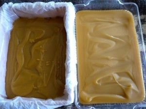 DIY Bar Soap Gentle Enough For Babies - This extra gentle bar soap is great for sensitive skin, conditions like eczema, and of course babies!