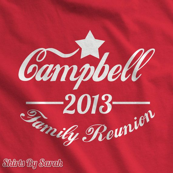 family reunion t shirt vintage inspired custom tshirts families personalized shirts reunions