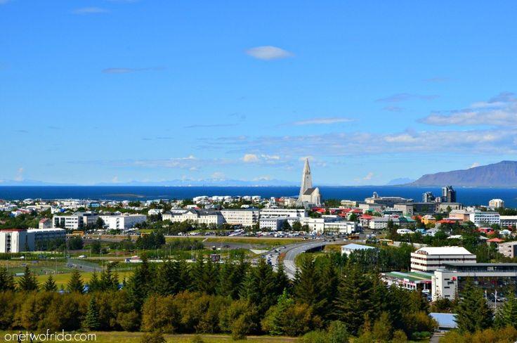 Vista del Perlan - Reykjavík
