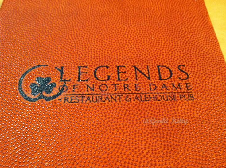 Legends of Notre Dame in South Bend, IN Vegan Options