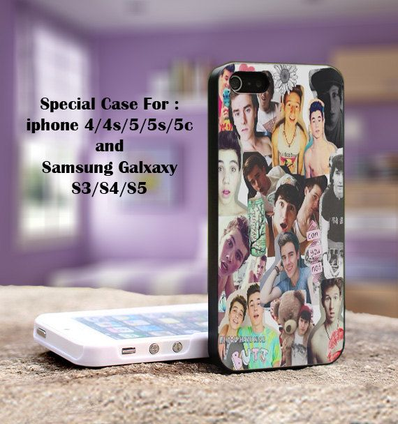 Our Second Life O2L Collage Case Print on cover for by MooiPurper, €10.99 Make These For ipod 4 & 5 plz!!
