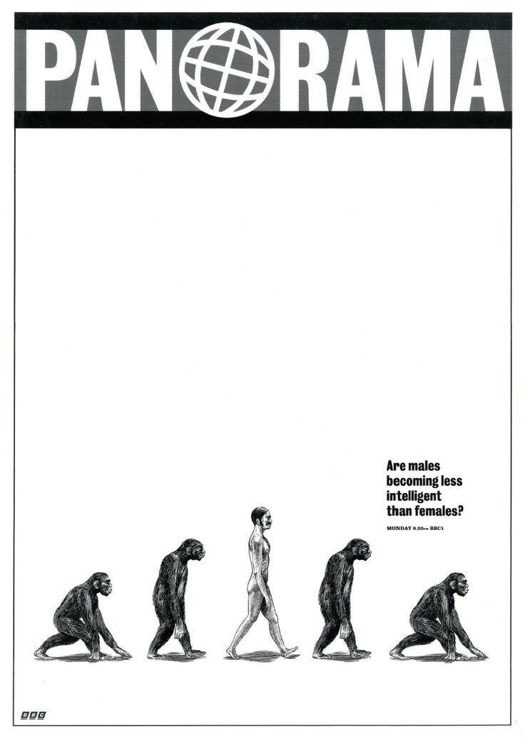 Less Intelligent, BBC Panorama; Art Director; Dave Dye