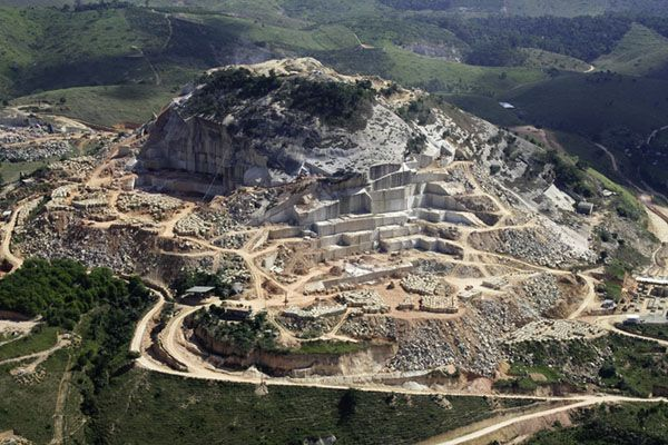 Granite Quarry In China The Size And Scope Of This