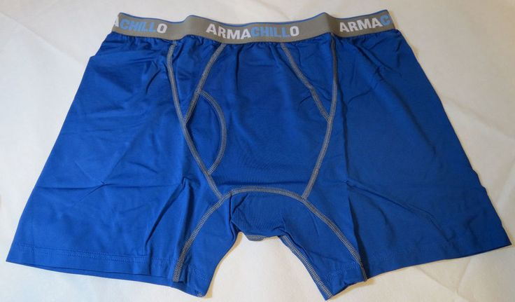 Duluth Trading Company Mens Armachillo Cooling Boxer Briefs  83735 Baltic Blu XL #DuluthTradingCo #BoxerBrief