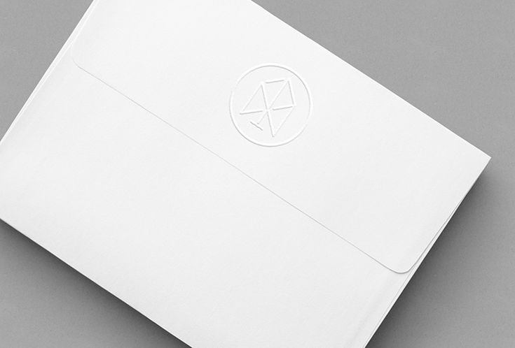 Picture of envelope designed by Michael Mason for the project Park National. Published on the Visual Journal in date 1 December 2015