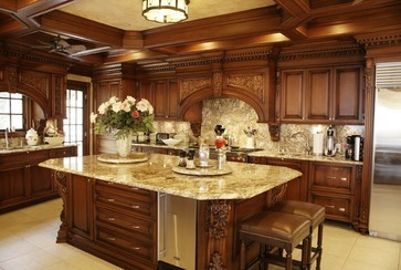 High End Kitchens Home Design