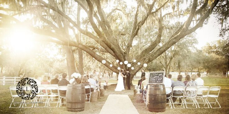 Ceremonies and Grounds - The Lange Farm