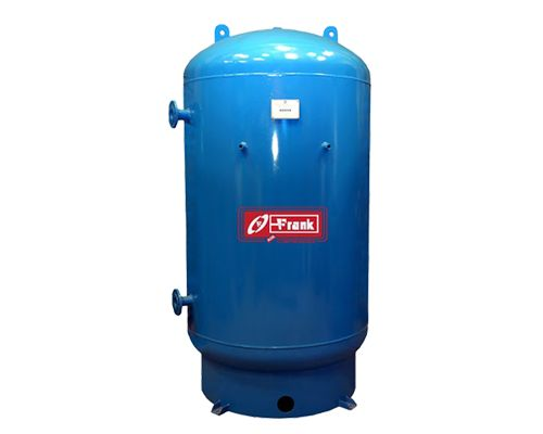 500 Litre Frank Air Receiver It saves compressor from overload run & overheat and enhance life of electrical by adequate Cooling time. Buy the best @ https://steelsparrow.com/compressors/air-receiver/