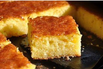 """""""Ревани"""" — восхитительный десерт из манки. Чудесное лакомство!"""