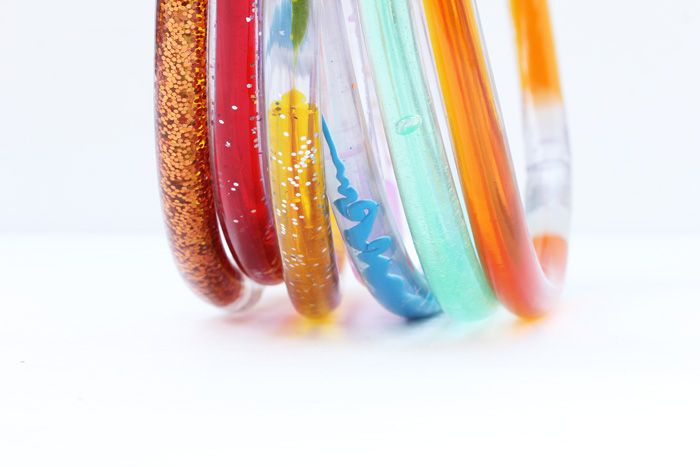 Comment fabriquer des tubes colorés! Atelier enfant