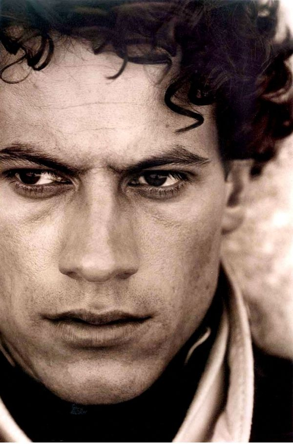 Ioan Gruffudd as Horatio Hornblower, a television series based on the book by C S Forrester.