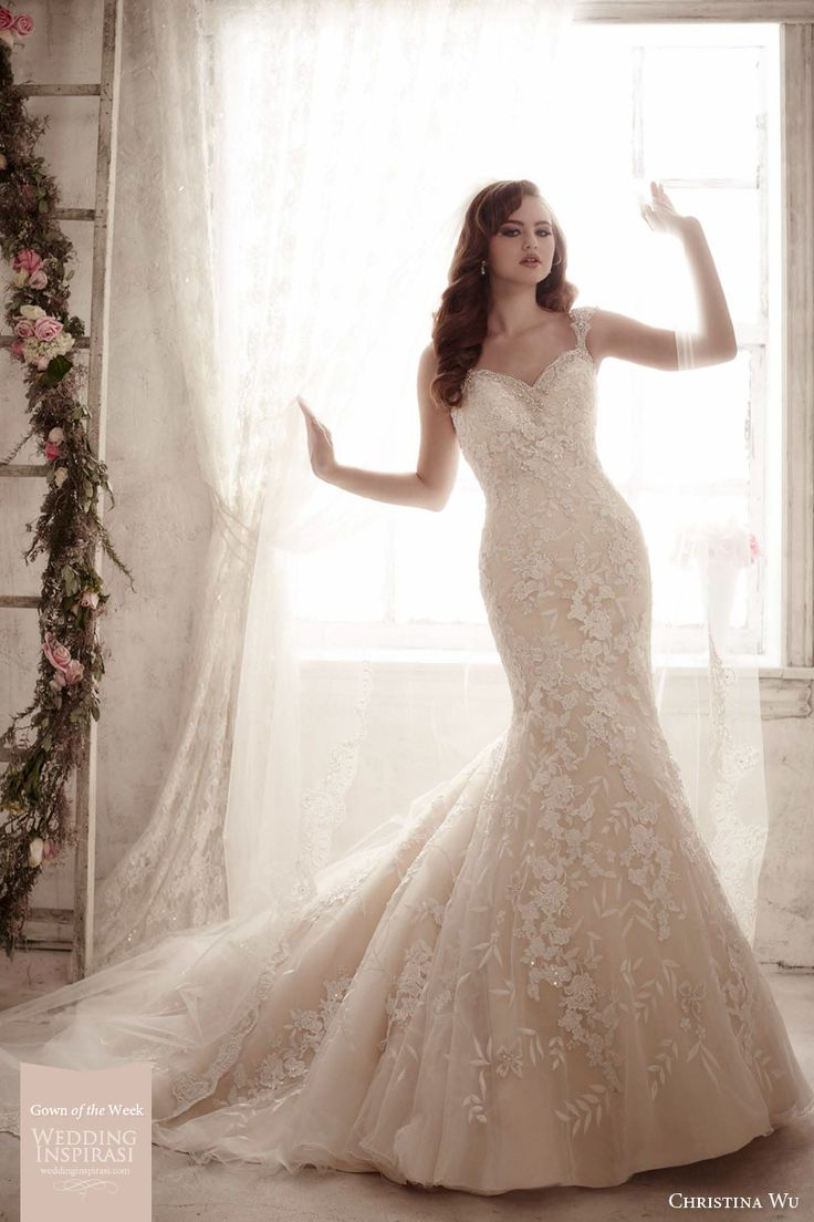 Ethereal Wulfila's Message Bridal Gowns Collection From George Wu pictures