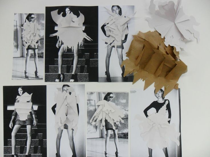 Fashion design research paper