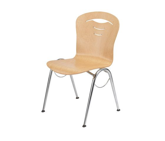 Gestell KF   Schale 1019 by Stechert Stahlrohrmöbel   Visitors chairs / Side…