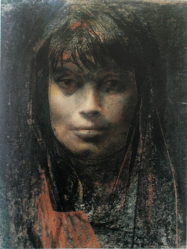 portrait Annigoni | Pi...