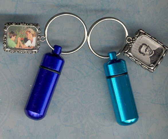 RP,Cremation Jewelry,Memorial Urn,Keepsake Urn,Cremation Urn,Key Chain Urn #SmallCremationUrns