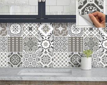 M s de 25 ideas incre bles sobre azulejos de la pared en - Tapar azulejos cocina ...