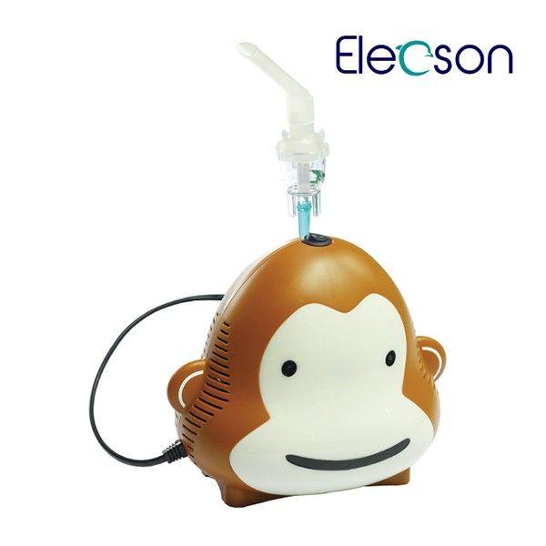 EL001 - Nebulizator - Aparat aerosol Monkey Nebulizer System http://www.neomed.ro/nebulizator-aparat-aerosol-monkey-nebulizer-system-el001.html