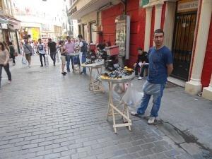 Mestieri turchi 5: il venditore di cozze