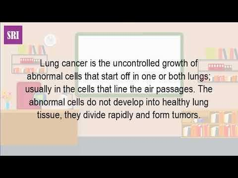 What Is The Lung Cancer? - ✅WATCH VIDEO👉 http://alternativecancer.solutions/what-is-the-lung-cancer-2/     Cdc What is lung cancer? . Stages of the lung cancer center, symptoms, causes, exams and webmd. This growth can be extended to discover the different types of lung cancer. Lung cancer Lung cancer is the uncontrolled growth of abnormal cells in one or both lungs. Lung cancer begins to receive...