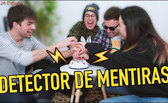 El Detector de Mentiras CHALLENGE | YellowMellow, Gominuke, OMGlobalNews, HolaJulen