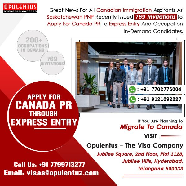 Great News For All Canadianimmigration Aspirants As