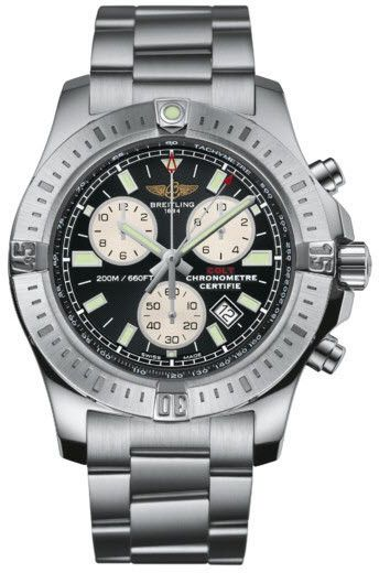 @breitling Watch Colt Chronograph #bezel-unidirectional #bracelet-strap-steel #brand-breitling #case-depth-14mm #case-material-steel #case-width-44mm #chronograph-yes #cosc-yes #date-yes #delivery-timescale-call-us #dial-colour-black #gender-mens #movement-quartz-battery #new-product-yes #official-stockist-for-breitling-watches #packaging-breitling-watch-packaging #subcat-colt #supplier-model-no-a7338811-bd43-173a #warranty-breitling-official-2-year-guarantee #water-resistant-200m