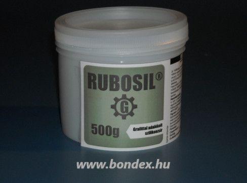 Rubosil G Szilikonzsír 500 gr