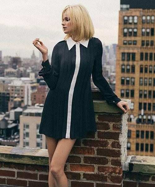 My #rachelzoe Laurel dress shot by @Shopbop