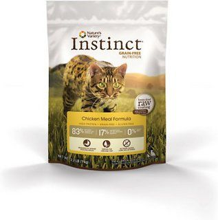 Low Carb Dry Cat food