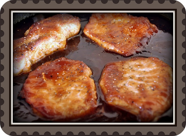 QUICK BARBECUE PORK CHOPS » Get Off Your Butt and BAKE!
