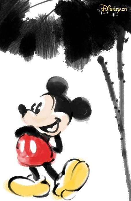Mickey Mouse Wallpaper On Pinterest A Selection Of The