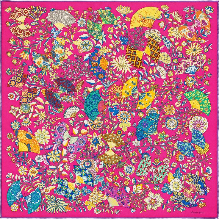 Cashmere Silk Scarf - chirp by VIDA VIDA XQIWU
