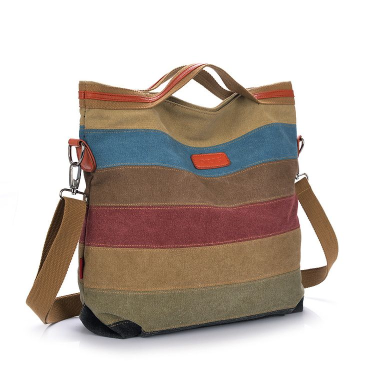17 Best Fashion Desigual Casual Canvas Bag Women Images On Pinterest Cloth Bags Over The