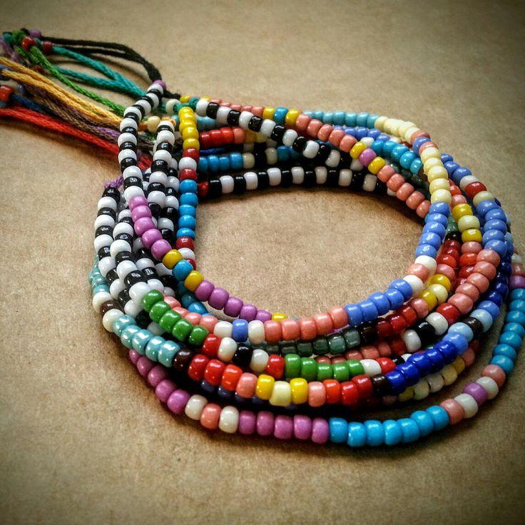 seed bead bracelet tribal bead bracelet bead bracelets boho bead bracelet desert bracelet native american bead bracelet