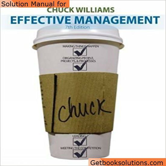 200 best solutions manual images on pinterest solution manual for effective management 7th edition by chuck williams fandeluxe Choice Image
