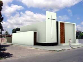 projetos de fachadas de igrejas evangelicas_Pesquisa do Baidu