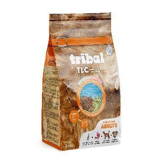 Tribal Grain Free Cold Pressed Adult Dog Food Turkey 12kg