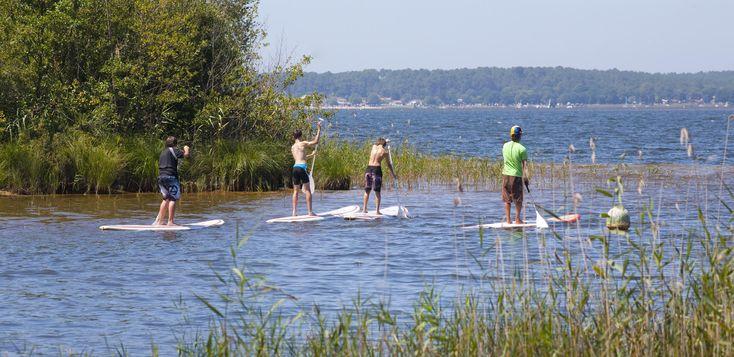 17 meilleures id es propos de paroles sur les lacs sur pinterest affiches lac citations sur - Office de tourisme de carcans ...